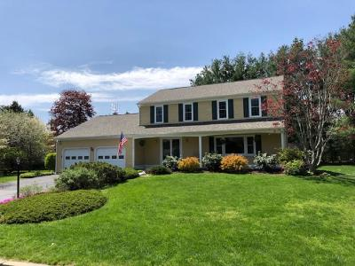 East Greenwich Single Family Home Act Und Contract: 85 Ridgefield Dr