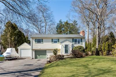 South Kingstown Single Family Home Act Und Contract: 51 Greenwood Dr