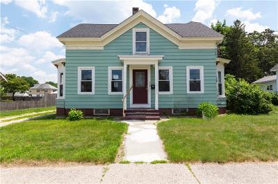 Single Family Home Act Und Contract: 334 Coe St