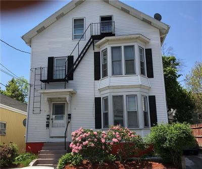 Pawtucket Multi Family Home For Sale: 12 Hawes St