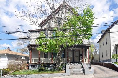 Central Falls Multi Family Home For Sale: 125 Summit St