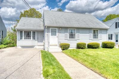 Pawtucket Single Family Home Act Und Contract: 34 Lindesta Rd