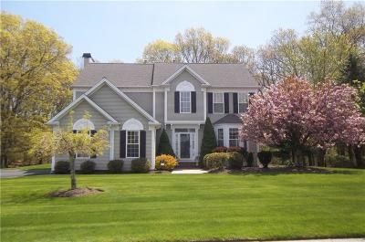 Kent County Single Family Home Act Und Contract: 340 Sleepy Hollow Farm Rd