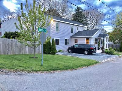 Bristol County Single Family Home For Sale: 8 Sixth St