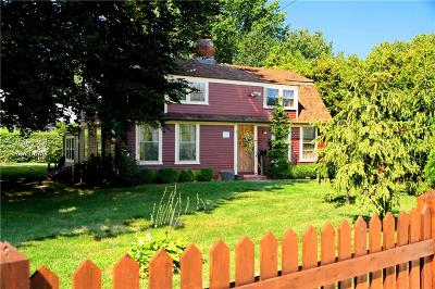East Providence Single Family Home For Sale: 787 Willett Av
