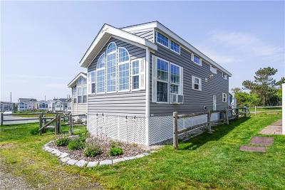 Narragansett Condo/Townhouse For Sale: 1 Off Shore Rd, Unit#38 #38
