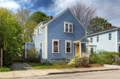 Newport Single Family Home Act Und Contract: 20 Bayview Av