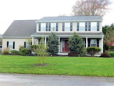 Narragansett Single Family Home Act Und Contract: 75 Sachem Rd