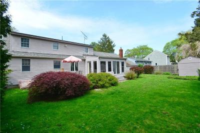 North Kingstown Single Family Home Act Und Contract: 99 Mount View Av
