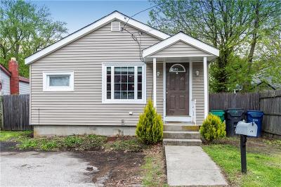 Kent County Single Family Home For Sale: 29 Oakside St