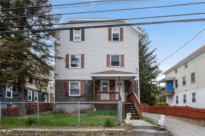 Woonsocket Multi Family Home Act Und Contract: 416 - 418 9th Av