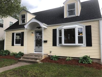 Pawtucket Single Family Home For Sale: 273 Benefit St