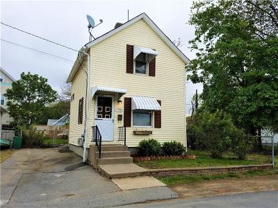 East Providence Single Family Home For Sale: 30 East St