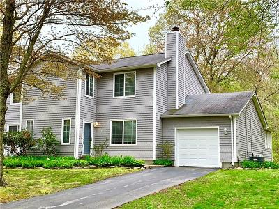 Narragansett Condo/Townhouse For Sale: 50 Riverdell Dr