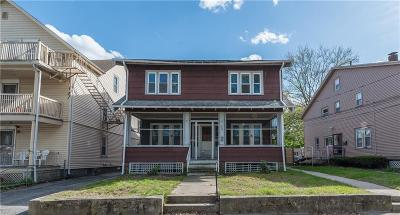 Woonsocket Multi Family Home For Sale: 201 - 203 Harrison Ave Av