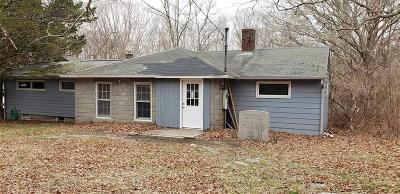 Hopkinton Single Family Home For Sale: 165 - A Tomaquag Rd