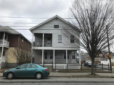 Pawtucket Multi Family Home For Sale: 448 Pawtucket Avenue
