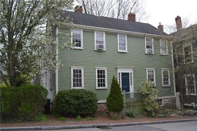 Newport, Middletown, Portsmouth Single Family Home Act Und Contract: 41 John St