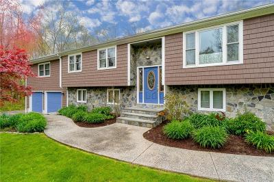 Scituate Single Family Home For Sale: 11 Road C