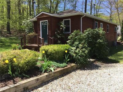 Glocester Single Family Home For Sale: 19 Tucker St