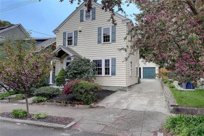 Providence County Single Family Home For Sale: 45 Methyl St