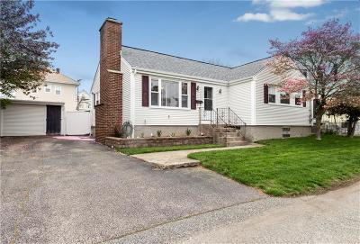 East Providence Single Family Home For Sale: 109 Arlington St