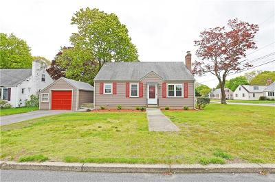 Pawtucket Single Family Home Act Und Contract: 73 Cove St