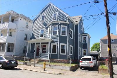 Pawtucket Multi Family Home For Sale: 36 Margaret St
