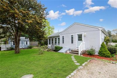South Kingstown Single Family Home For Sale: 59 Birch Rd