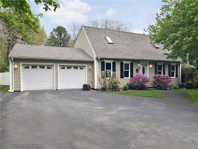 North Kingstown Single Family Home Act Und Contract: 71 Dawn Marie Ct