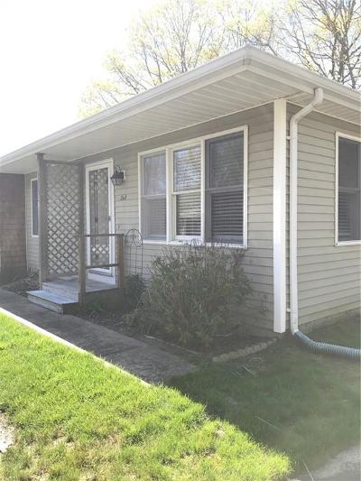 Charlestown Condo/Townhouse Act Und Contract: 35 West Castle Wy, Unit#a #A