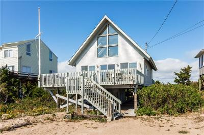 Charlestown Single Family Home For Sale: 665 Charlestown Beach Rd