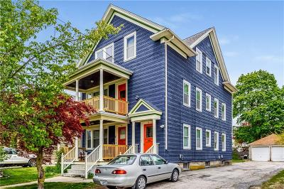 Cranston Multi Family Home Act Und Contract: 53 Wheeler Av