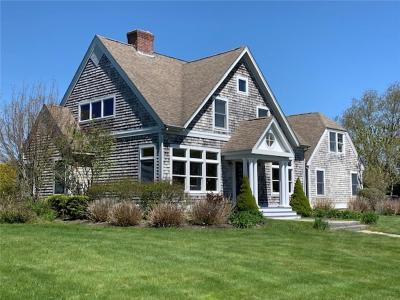 South Kingstown Single Family Home Act Und Contract: 44 Bud Browning Cir