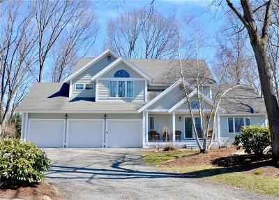 Providence County Single Family Home For Sale: 16 Jason Dr