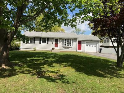 Warwick Single Family Home For Sale: 99 Parkhurst Rd