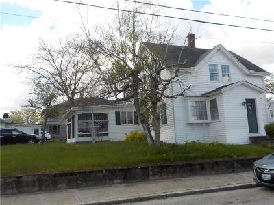 Woonsocket Single Family Home For Sale: 69 Gilbert St