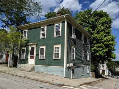 East Greenwich Multi Family Home For Sale: 120 Peirce St