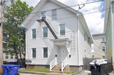 Pawtucket Commercial For Sale: 5 Bagley St