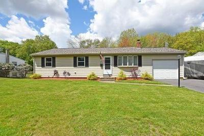 West Warwick Single Family Home Act Und Contract: 136 Cochran St