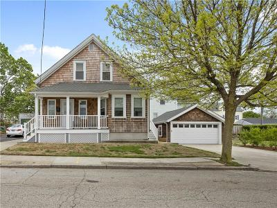 East Providence Single Family Home Act Und Contract: 82 Seventh St