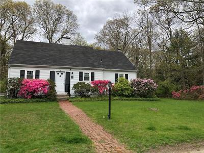 South Kingstown Single Family Home For Sale: 61 Clark Lane