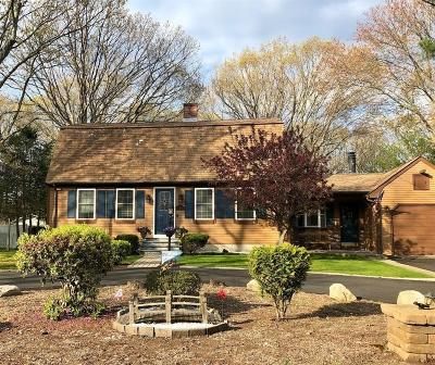 Johnston Single Family Home For Sale: 40 Lincoln Dr