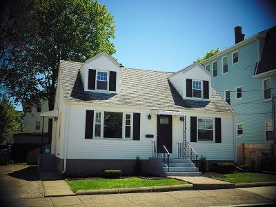 Pawtucket Single Family Home Act Und Contract: 111 Englewood Av