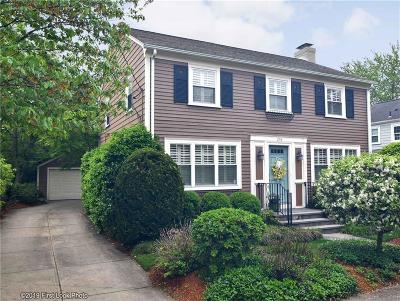 East Side Of Providence RI Single Family Home For Sale: $529,900