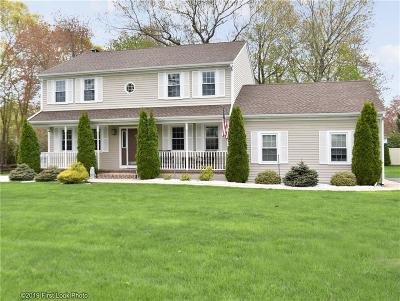 Providence County Single Family Home For Sale: 11 Castleton Dr