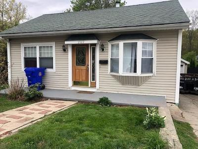 North Providence Single Family Home For Sale: 2169 Mineral Spring Av
