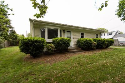 Portsmouth Single Family Home Act Und Contract: 40 Clearview Av