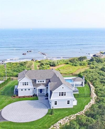 Narragansett Single Family Home For Sale: 1044 Ocean Rd