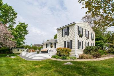 South Kingstown Single Family Home For Sale: 116 Green Hill Av